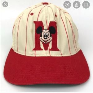 Goofys hat co vintage Mickey Mouse snap back rare